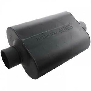 Flowmaster 943045 Super 44 Series Muffler 3 In 3 Out 19 Long