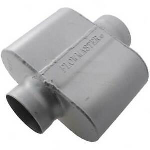 Flowmaster 9435109 10 Series Delta Force Muffler 3 5 In 3 5 Out 14 75 Long