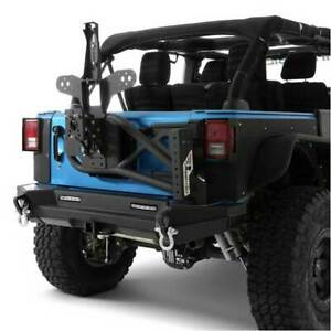 Smittybilt Xrc Gen2 Rear Tire Carrier For Jeep Wrangler Jk 2007 2015