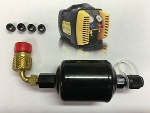 Appion Refrigerant Recovery Pre Filter Kit Made For All The Appion Units
