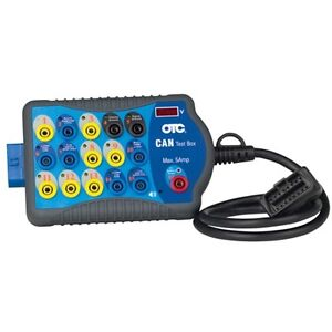 Otc Can Test Box 3415 Car Voltage Digital Monitor Automotive Diagnostic Tool