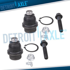 Set 2 Front Lower Ball Joint For 2007 2008 2009 2010 2017 Jeep Compass Patriot