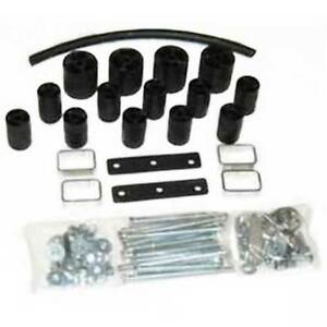 Performance Accessories 3 Body Lift Kit For Toyota Pickup Non turbo 1986 1988