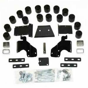 Performance Accessories 3 Body Lift Kit For Dodge Ram 1500 2002