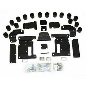 Performance Accessories 3 Body Lift Kit For Dodge Ram 1500 2006 2008