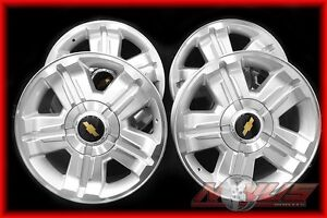 New 18 Chevy Tahoe Silverado Z71 Ltz Gmc Yukon Sierra Wheels Tires 17 20
