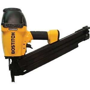 Bostitch F28ww Clipped Head 2 inch To 3 1 2 inch Framing Nailer With Magnesium H