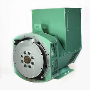 Generator Alternator Head Cgg224g 75kw 1 Ph Sae 3 11 5 120 240 Volts Indust