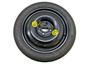 2013 Mini Cooper Compact Spare Wheel Tire 115 70r15 Oem 06 07 08 09 10 11 12 13