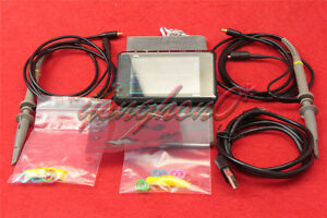 New Ds203 Handheld 4 channel Digital Oscilloscope Usb Interface 8mhz 72msa s