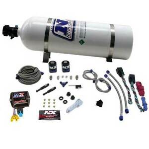 Nitrous Express Diesel Sx2d Dual Stage System W Progressive Controller