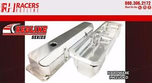 Racers Hotline Ford Fe 1958 1976 Aluminum Valve Cover Tall Polished