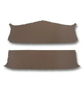 1947 1948 Early 1949 Chevy Gmc Truck Headliner Brown