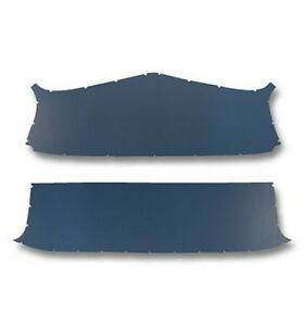 1947 1948 Early 1949 Chevy Truck Headliner Blue