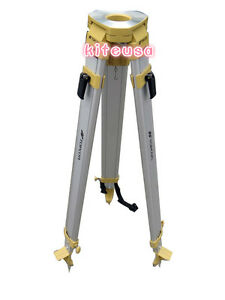 New Topcon Aluminum Tripod Head Tripod For Total Station