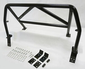Obx Racing Sports 4 point Roll Bar Black 90 97 Mazda Miata Mx 5 Hard Core