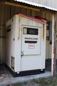 Ingersoll rand Large Industrial Compressor Ssr ep50se Good Condition Used