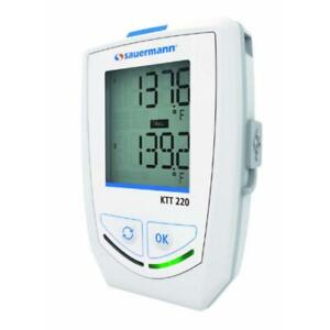 Sauermann Ktt220 o Thermocouple Temperature Data Logger With Two Inputs