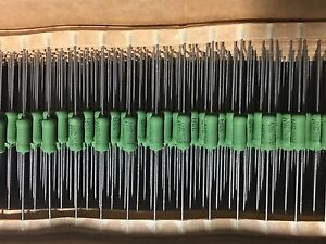 500 Pcs Resistor 33 Ohm 3w replacing For 1w 2w Original Oem