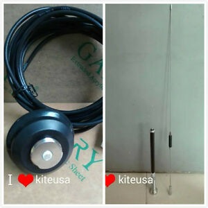 New For Trimble Surveying Instrument Gps Whip Antenna With Connector Cable