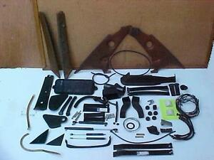 Maserati Biturbo Parts Mixed Lot Oem