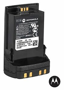 Motorola Nntn8930 Impres 2 Li ion 2650 Mah Battery Tia 4950 Rugged Ip68