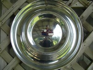 One Vintage 1951 51 Lincoln Continental Mark Series Premier Town Car Hubcap