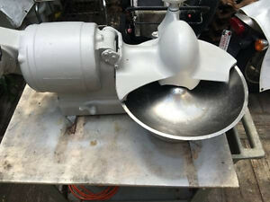 Hobart Buffalo 14inch Chopper with Grinder 12inch Slicer