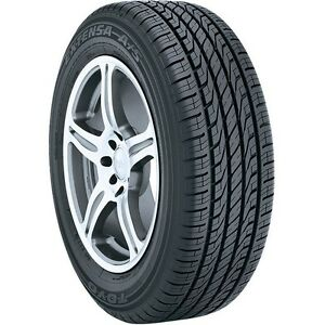 4 New 205 75r14 Toyo Extensa A s Tires 205 75 14 2057514 75r R14 Treadwear 620