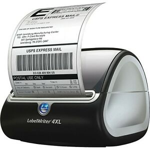 Dymo Labelwriter 4xl High Speed Wide Format Label And Postage Printer
