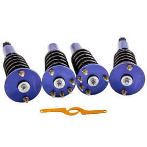 Fit Honda Accord 03 07 Acura 04 08 Coilovers Suspension Coil Spring Over Struts