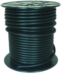 Field Guardian 150 Ft Spool Of 12 5 gauge Under Gate Aluminum Black Cable New