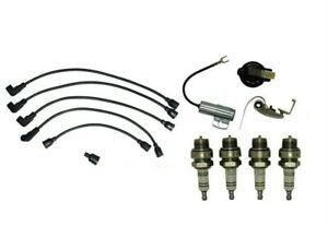 Ignition Tune Up Kit Wires Farmall Cub 100 130 140 200 230 240 Super A C H M