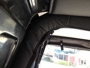 1986 1994 Suzuki Samurai Sport Bar Cover Roll Cage Pad Kit Black 668935