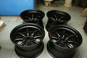 Jdm 15 Ae86 Datsun Ta22 Staggered Wheels 240z Watanabe Style Design S30 Ke70 Dx
