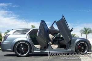 Vertical Doors Rear Vertical Lambo Door Kit For Dodge Magnum 2004 08