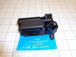Ford Oem F1tz 7806072 a Glove Box Latch Many 87 95 Truck Bronco