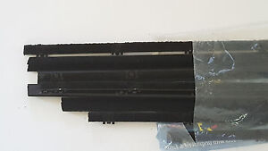 1983 1987 Chrysler Lebaron Convertible Side Window Sweeps Cat Whiskers New