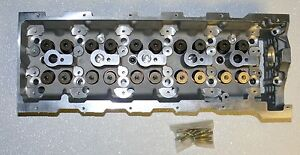 New Sprinter Diesel 2 7 Dohc 5 Cyl Cylinder Head Val Spr Only 03 08