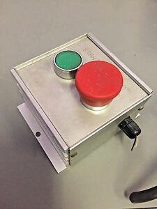 Bryant Control Universal Start Stop Push Button Control Station 5a 600v