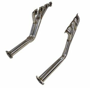 Obx Stainless Steel Long Tube Header Fits 64 70 Ford Mustang 260 289 302cid