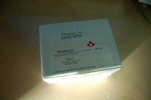 New Guardgel Kit For 7 5mm Id Tskgel Deae 5pw Column Guard Supelco 807210 Seal
