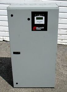 Zenith Automatic Transfer Switch 120 208 Volt 400 Amp 3 Ph Ztg4a40ec 4 Unused