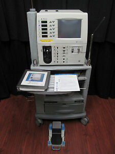 Alcon Accurus 800cs Phacoemulsifier Opthalmic Surgical System With Foot Pedal