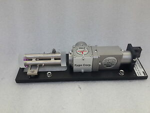 Zygo Interferometer 6191 0584 01 70 01mm