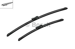 Bosch Aerotwin Front Windshield Wiper Blade Pair 600 450mm 24 18 A010s