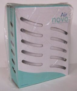 Airnovo Flower Produce Cooler Air Filter Florist Floral Case Of 3