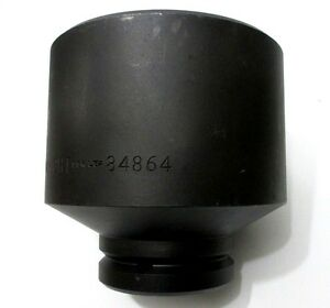 Wright Tool 84864 4 Impact Socket 1 1 2 Drive 6 point 4 In Made In Usa