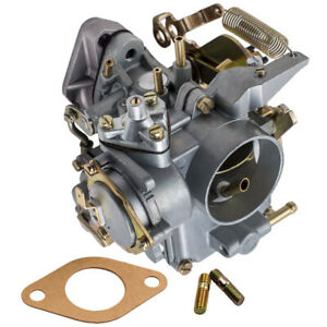 Carburetor Fit Vw Beetle 30 31 Pict 3 Type 113129029a 1 6l 1584cc