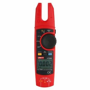 Ut256b Digital Fork Meter True Rms Ac dc Voltage Current Digital Clamp Meter Hva